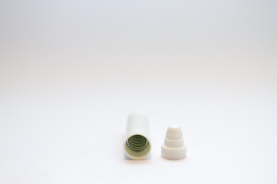 Spring Fit 16mm Rod End White Smart Home Products
