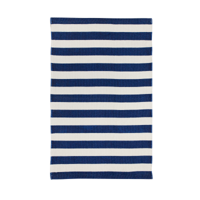 Navy Hampton Mat